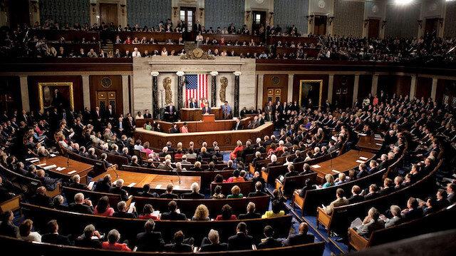 FETÖ yazdı ABD'li 170 meclis üyesi imzaladı