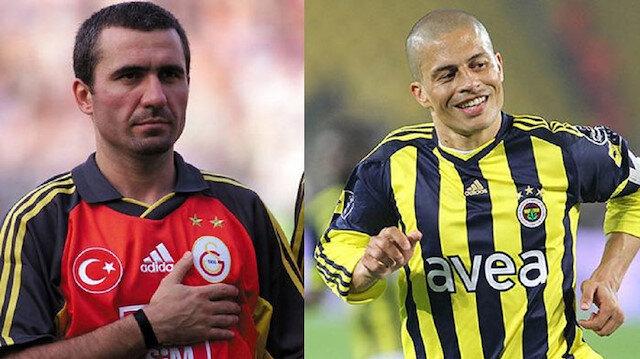FIFA'dan Hagi-Alex oylaması: Size göre en iyisi kimdi?