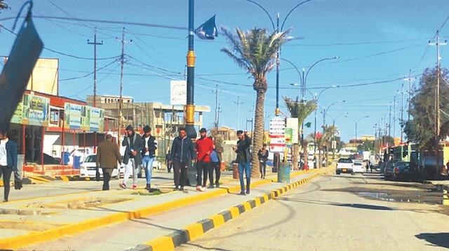 TVNET bölgede: PKK Sincar'dayığınak yapıyor