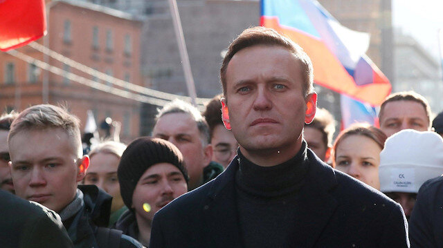 ABD'den Rusya'ya Navalnıy yaptırımı