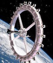 İlk uzay oteli2027de açılıyor