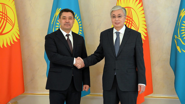 Kazakistan ve Kırgızistan stratejik ortaklık ilişkilerini güçlendirecek
