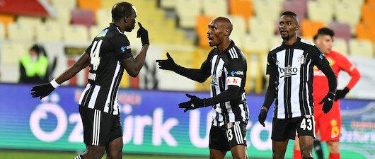 Atiba'dan Malatya'da 'altın' gol