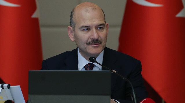 İçişleri Bakanı Soylu: Kontrollü Normalleşme döneminde yeni ve daha yoğun denetim modeline geçiyoruz