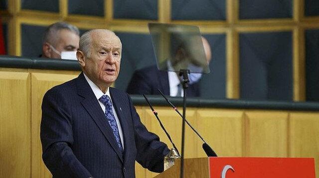Devlet Bahçeli: Fezlekeler için her siyasi parti tutumunu netleştirmeli