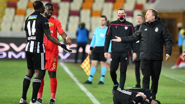 Adem Büyük Beşiktaş maçı sonrasında isyan etti: