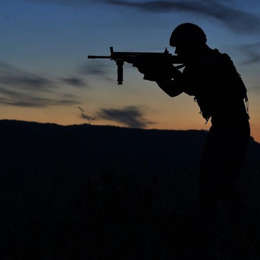 MSB duyurdu: İki terörist etkisiz hâle getirildi