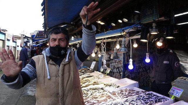 Yerli hamsi tezgâha çıktı: Fiyatı cep yakıyor