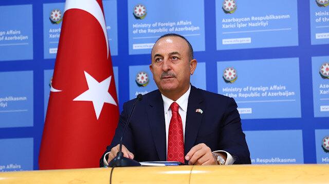 Bakan Çavuşoğlu: Mısır'ın kıta sahanlığımıza saygı göstermesi olumlu bir adım