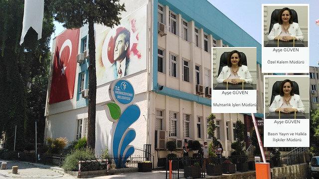CHP'li belediyede bir kişi 3 ayrı göreve 'müdür' olarak atandı