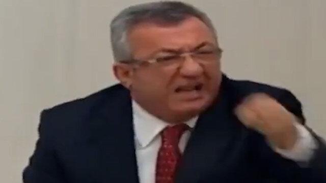 CHP'li Altay HDP'yi savunurken TBMM kürsüsünü yumrukladı: Meşru bir parti senin kadar hakları var