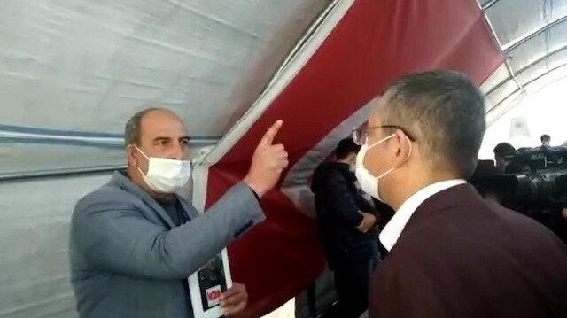 Evlat nöbetindeki ailelerden CHP'ye HDP tepkisi: Bu zaman kadar neredeydiniz?