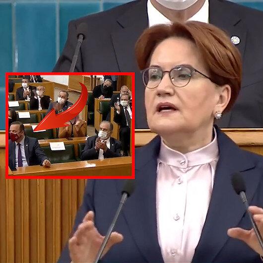 Akşenerin HDP fezlekelerinde duruma göre hareket edeceğiz sözlerini Ağıralioğlu alkışlamadı
