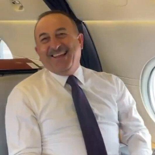 Bakan Çavuşoğlunun gülümseten Müslüm Gürses hatırası