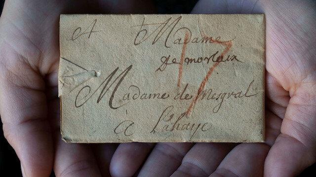 300 yıl önce şifreli katlanmış mektubun gizemi çözüldü