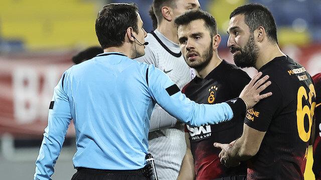 """Arda Turan Ankaragücü maçı sonrasında isyan etti: """"Biz her şeyi görüyoruz"""""""