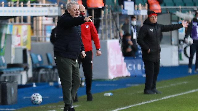 Kayserispor Rizespor karşısında hayata döndü: Sumudica istifa kararı aldı