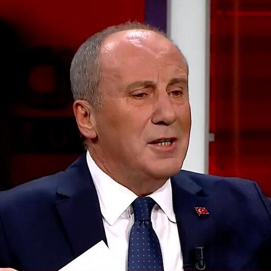 Muharrem İnceden Beştepeye giden CHPli açıklaması: Kim olduğu mahkeme kayıtlarından çıkacak