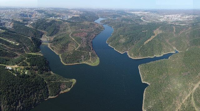 İstanbul barajlarındaki doluluk oranında son durum: Su seviyesi yüzde 60 sınırında