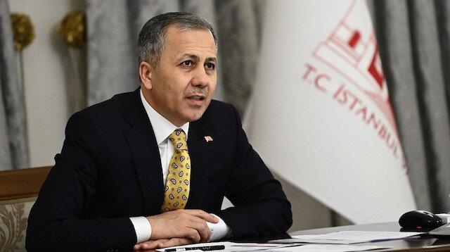 Vali Yerlikaya: İstanbul'un her yerinde denetimlere başlıyoruz