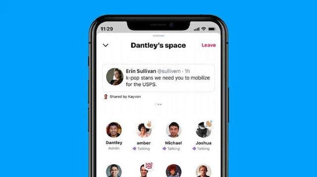 Twitter'ın Clubhouse rakibi Spaces sonunda Android'e de geliyor