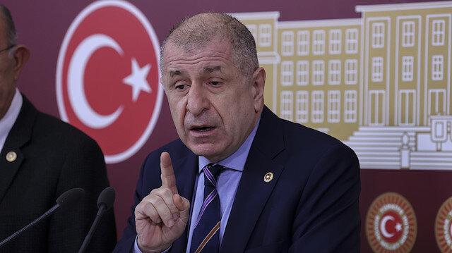 Özdağ'ın istifa konuşmasındaki sert sözlerine İYİ Partililerden tepkiler