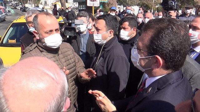 Mağdur vatandaş CHP'li Başkanı CHP'li Başkana şikayet etti: Şikayeti duyan başkan kaçmaya çalıştı