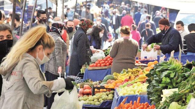 Enflasyonun gıdası zamlar