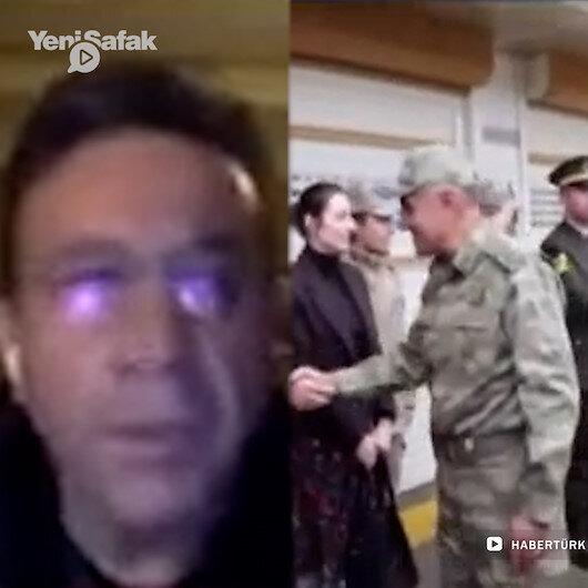 Abdullah Ağar: Elazığ 8. Kolordu Komutanı Osman Erbaş Fırat Kalkanında kritik görevler üstlendi