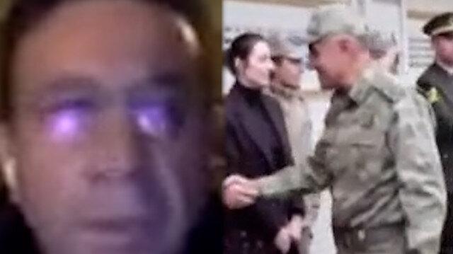 Abdullah Ağar: Elazığ 8. Kolordu Komutanı Osman Erbaş Fırat Kalkanı'nda kritik görevler üstlendi