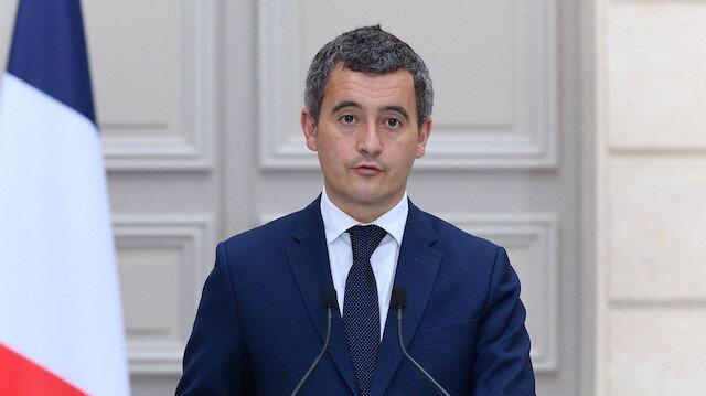Fransa İçişleri Bakanı Darmanin: Mevcut yasalarla ancak 17 cami kapatabildik