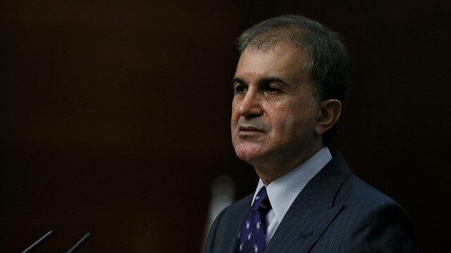 AK Parti Sözcüsü Çelik'ten FETÖ'cülerin New York'taki propagandasına tepki