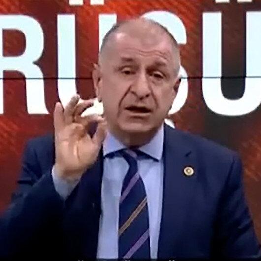 İYİ Partiden istifa eden Özdağ: Bakan yapacağım dedikleri adamı CHP belediyesine müdür yaptılar bu mu hedef