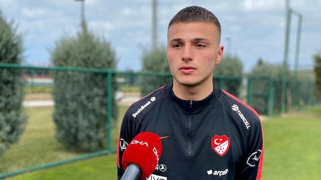 Trabzonsporlu Taha Cevahiroğlu: Forma savaşına hazırım