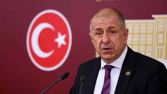 Ümit Özdağ İYİ Parti'den istifa etti: Keselerini vatanından fazla sevenlerle aynı yerde olamam