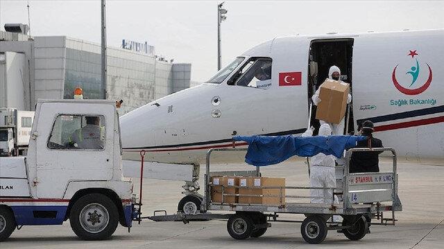 Türkiye'den KKTC'ye 20 bin doz aşı daha