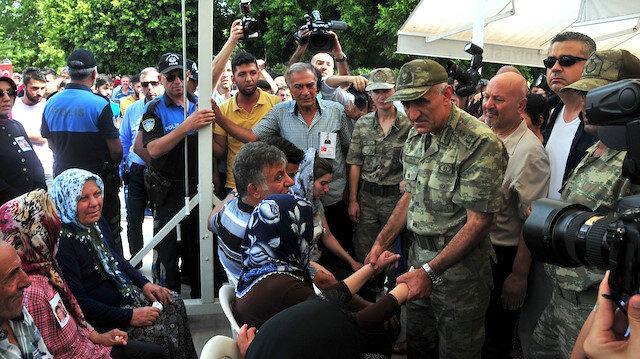 Cumhurbaşkanı Erdoğan'dan Korgeneral Erbaş'a övgü: Duruşu ile çok farklı bir insandı