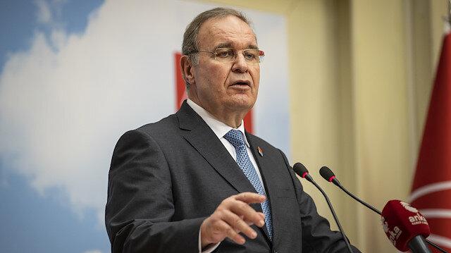 CHP Sözcüsü Öztrak: CHP'li belediyeleri kıskanıyorlar çalışın sizin de olur
