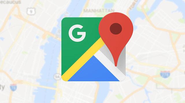 Google Haritalar güncelleme sonrası demiryolu geçişlerini göstermeye başladı