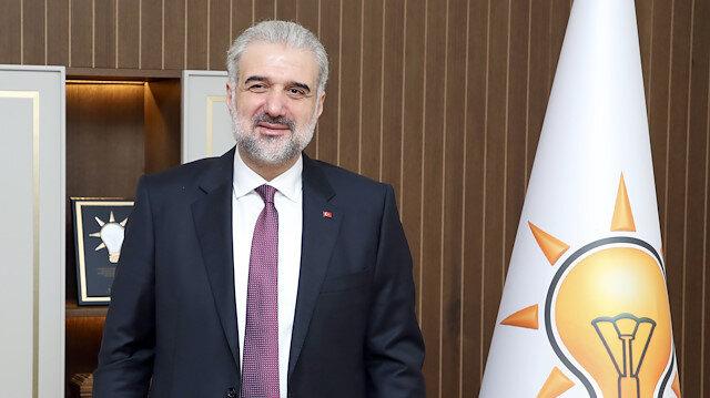 AK Parti İstanbul İl Başkanı Osman Nuri Kabaktepe'den sabah namazı daveti: Ayasofya Camii'nde buluşalım mı?