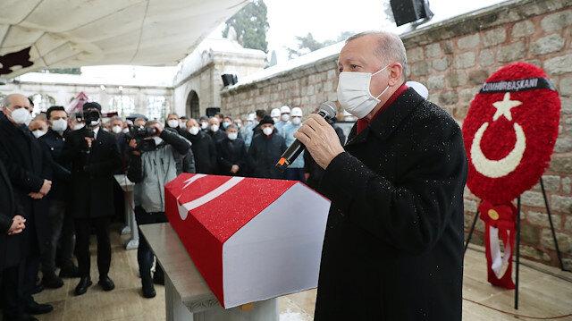 Cumhurbaşkanı Erdoğan 11 şehidin cenazesine katılacak