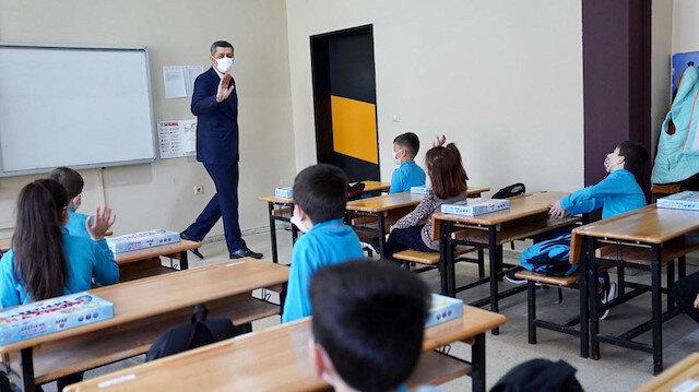Yüz yüze eğitime katılım oranı ne? Milli Eğitim Bakanı Selçuk açıkladı