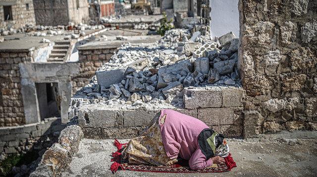 Önce Allah'a sonra Türklere güveniyoruz: İdlib'deki ateşkesin 1. yılında 282 binden fazla sivil evine döndü