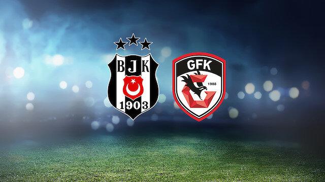 Beşiktaş-Gaziantep FK (CANLI)