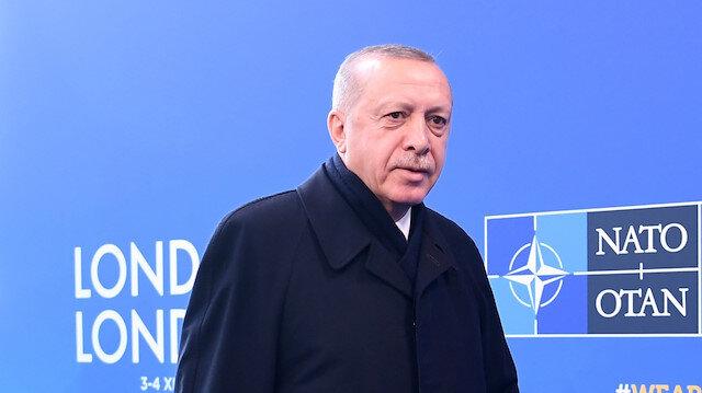 Cumhurbaşkanı Erdoğandan NATO Genel Sekreterine teşekkür: Türkiye sorumluluklarını yerine getirmeye devam edecektir