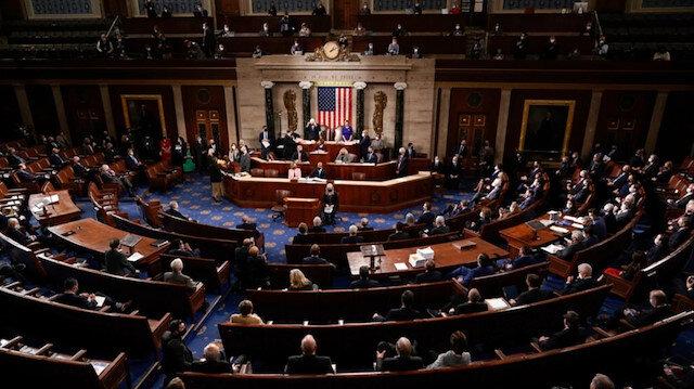 Rekor kıran Senato oturumunda Biden istediğini aldı: 1,9 trilyon dolarlık destek paketi onaylandı