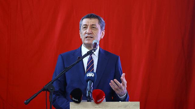Milli Eğitim Bakanı Selçuk: Çok bunaldığınızı tahmin ediyorum ama hala yüksek desteğe ihtiyacımız var