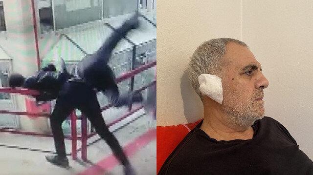 12. kattan atılan esnaf, saldırganın serbest kalmasına tepki gösterdi: Benim için ikinci bir ölüm