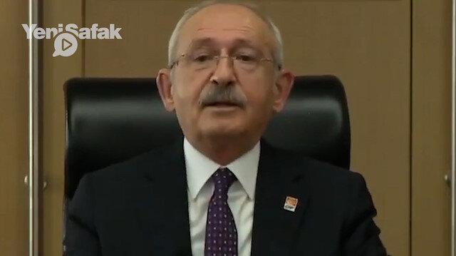 Kılıçdaroğlu'ndan yeni 'makarna' çıkışı: Ben sana makarna verdim sen de bana oyunu ver diyorlar