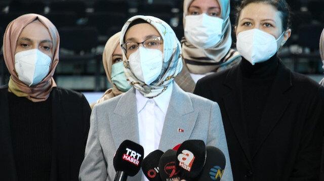 AK Parti Kadın Kolları Başkanı Çam'dan Samsun'daki vahşete tepki: İnsan demeye bile dilimiz varmıyor